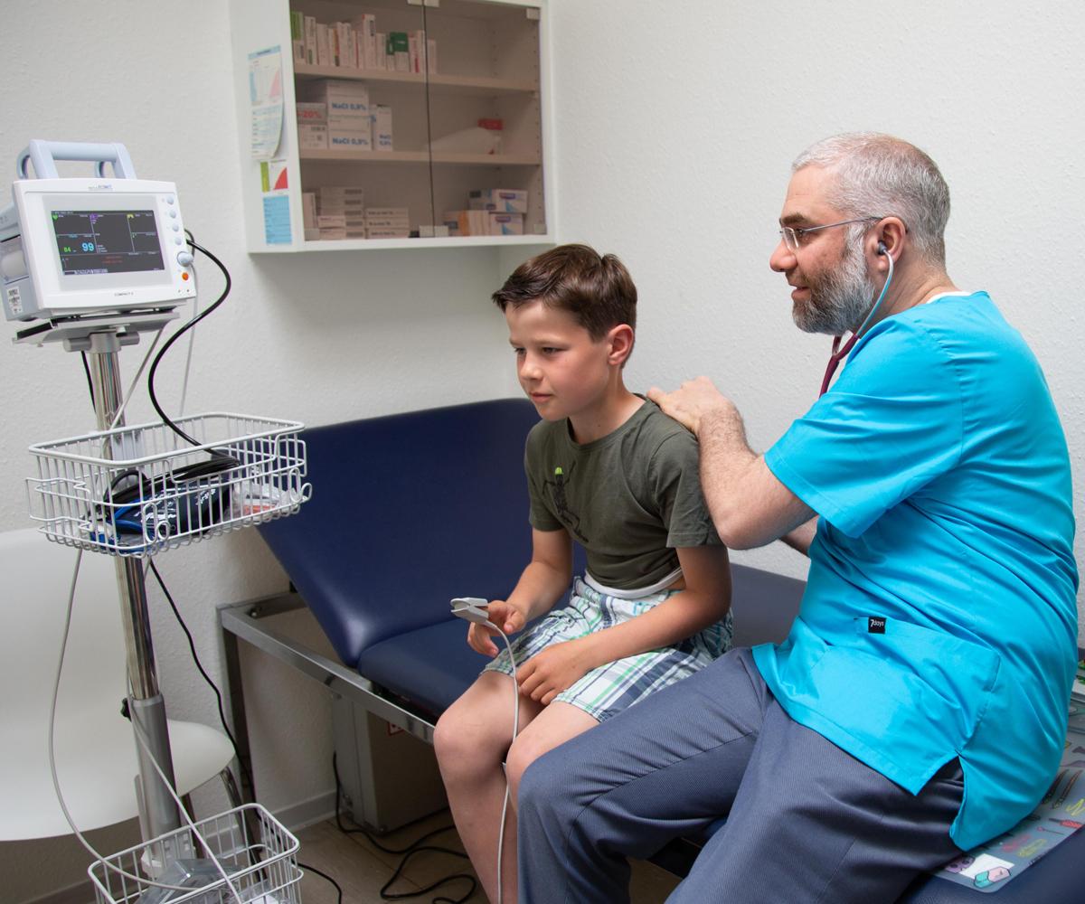 Allg. Kinderheilkunde und Jugendmedizin