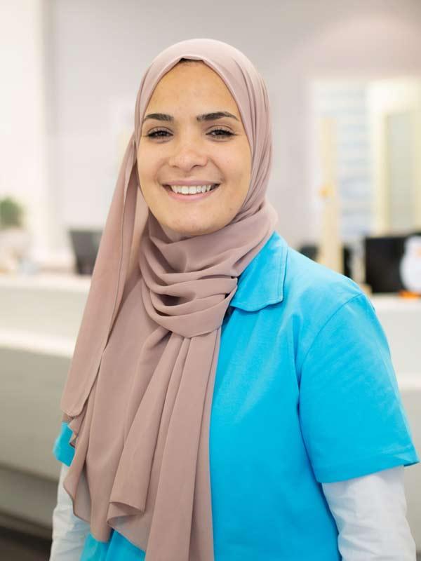 Malika El Ousrouti